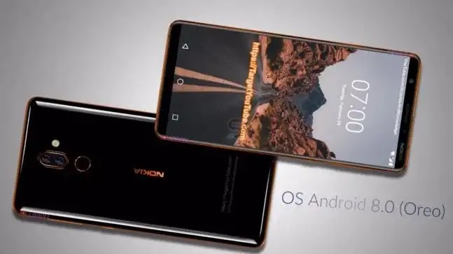 Mobile World Congress 2018; MWC2018, Nokia 7 plus;Nokia; Nokia 7 plus feature; Nokia 7 plus price