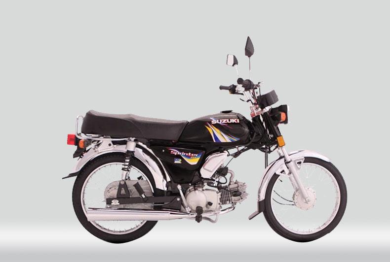 Increment Of Suzuki  Bike Prices Upto Rs. 6,000 By Pak Suzuki