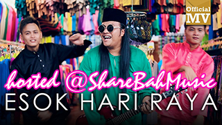 Harry ft. Sheryl Shazwanie - Esok Hari Raya MP3