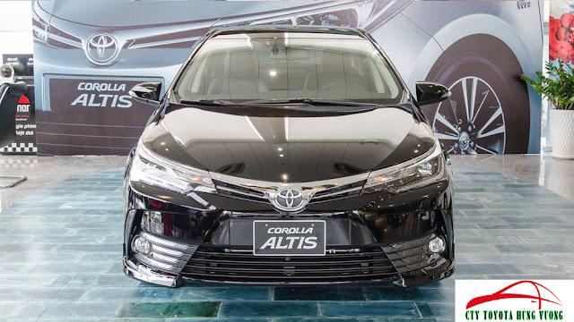 Giá xe, thông số kỹ thuật và đánh giá chi tiết Toyota Corolla Altis 2018 - ảnh 5