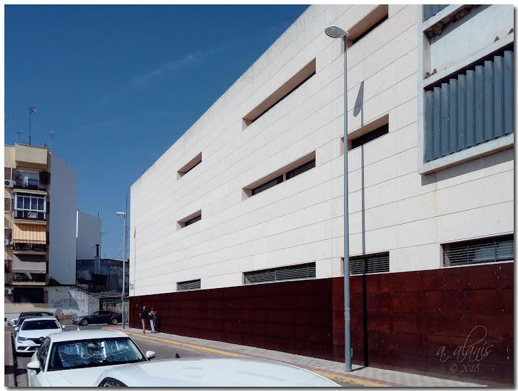 Calle Juez José Jurado Saldaña
