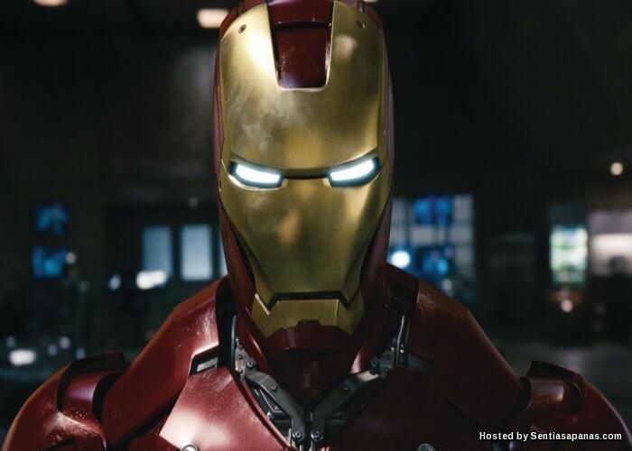 Baju Besi Pertama 'Iron Man' Bernilai RM1.2 Juta Dicuri!