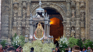 Resultado de imagen de Festividad de la Virgen de los Milagros de El Puerto de Santa María