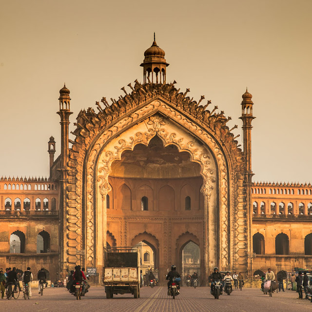 rumi darwaza turkish gate lucknow photo