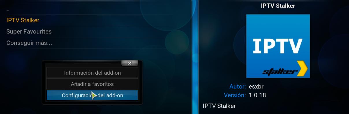 iptv stalker mac address android
