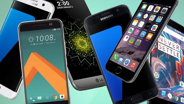 Inilah 5 Smartphone yang paling di Cari Warganet Indonesia
