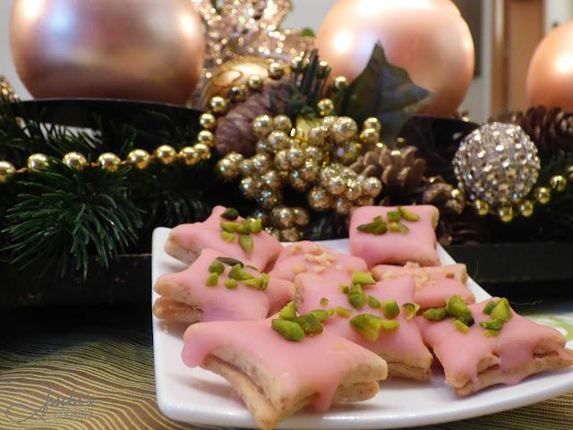 fischiscooking, punschkekse,weihnachtskekse, omas küche