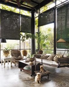 Inspired Design Trend Watch Daybed Porch Swings
