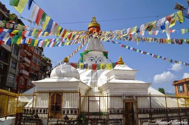 Patan, Stupa di Ashoka