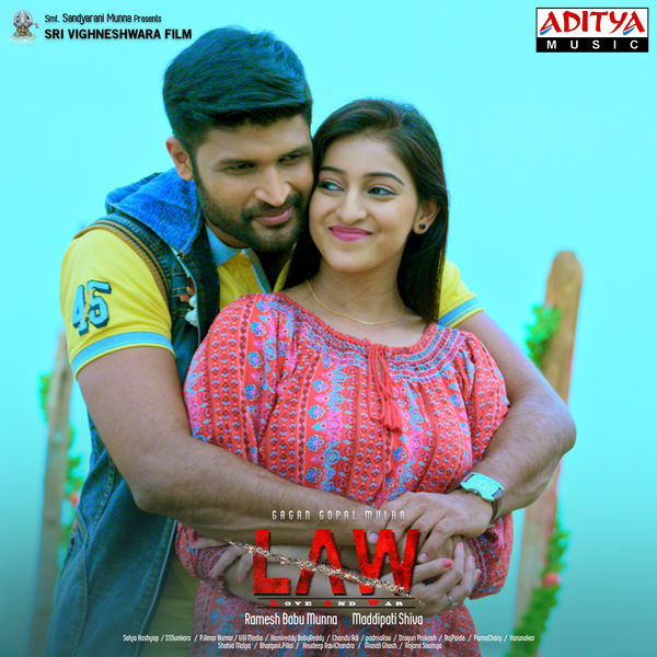 Law (Love And War) (2018) Telugu Songs Lyrics