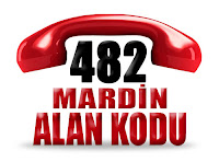 0482 Mardin telefon alan kodu