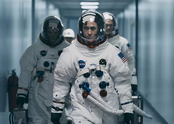 ★★½ | First Man (Le premier homme)