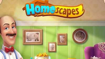 Homescapes Apk free on Android Unlimited Coins