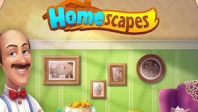 Homescapes Apk + (MOD, Unlimited Stars) Download
