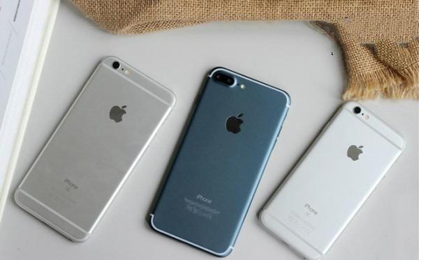 Thay vỏ iPhone 7 giá rẻ