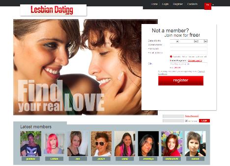 Lesbian dating com