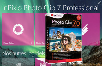 Programa InPixio Photo Clip 7.0 Professional Capa