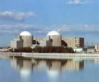 Central nuclear, Almaraz, Portugal, Caceres, Extremadura, Antinuclear,