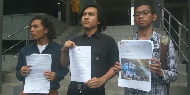 Mahasiswa Muslim Ikut Laporkan Rizieq Shihab Karena Ceramahnya
