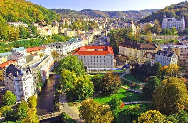 Karlovy Vary - República Checa