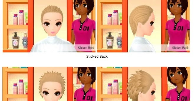 Style Boutique 2 Fashion Forward Guide Hairstyle Guide