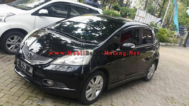 Honda Jazz RS tahun 2009 akhir, Full original