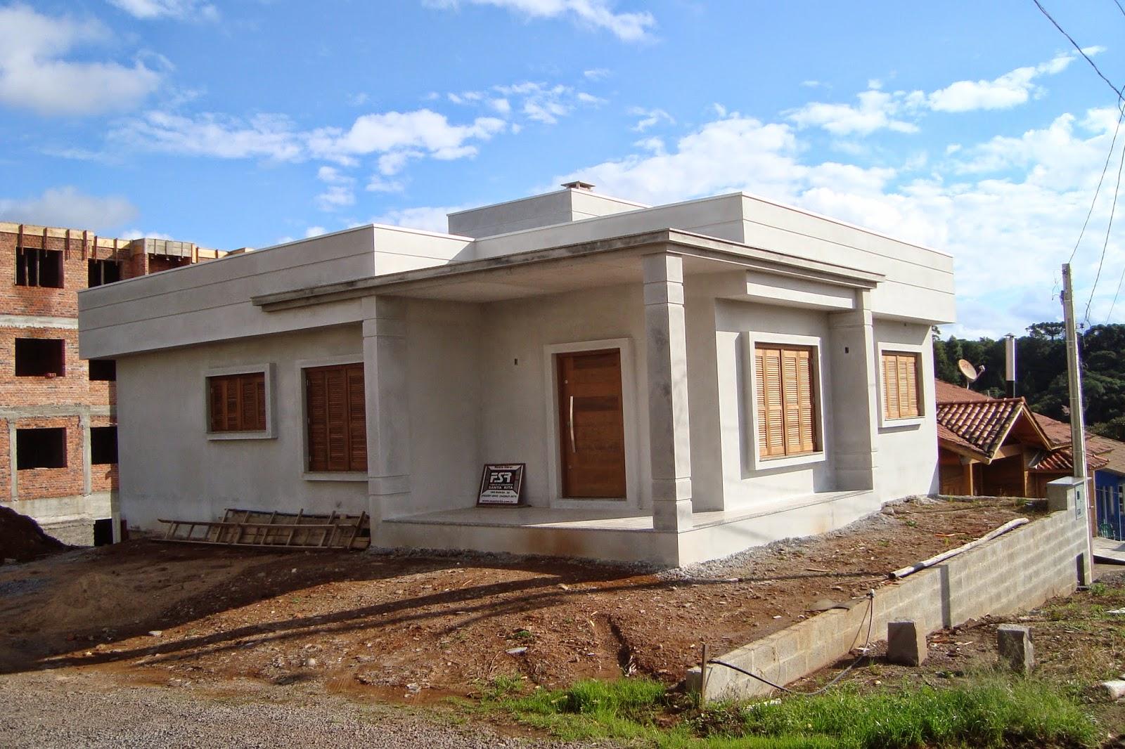 A casa da claudia casa com portas e janelas j temos for Aberturas para casas modernas