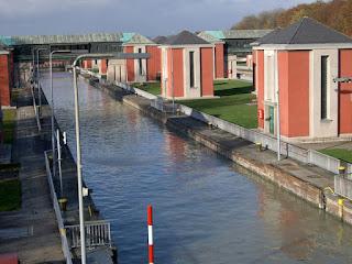 B 65/ K 62 (Hannover-Anderten): Bauarbeiten Mittellandkanalbrücke