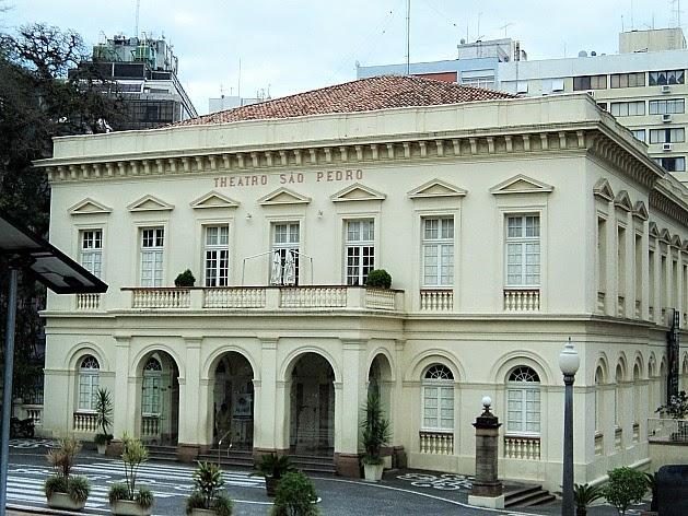 Theatro São Pedro: O Mais Antigo de Porto Alegre