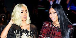 Nicki Minaj Better Than Cardi b1
