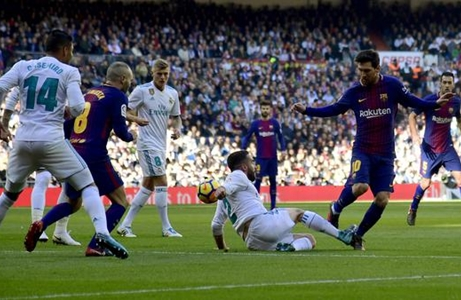 Messi Masih Jadi Momok di Kandang Real Madrid
