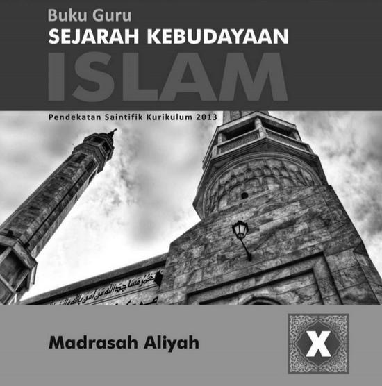 Buku SKI Kurikulum 2013 Madrasah Aliyah Kelas 10