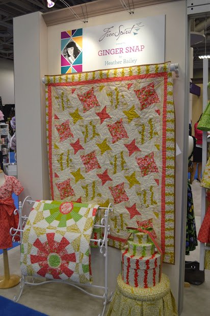 Happy Quilting Spring Market Fabric Collections