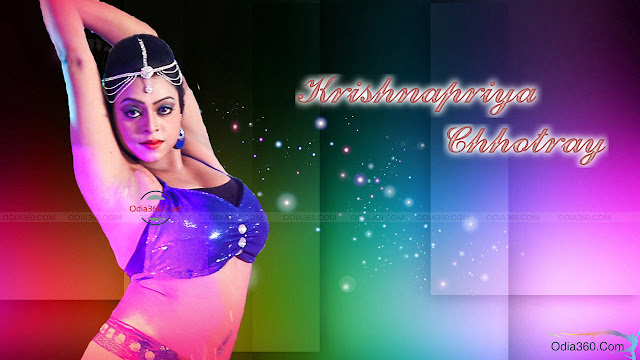 Krishnapriya Chhotray Sexy Odia Actress Photo