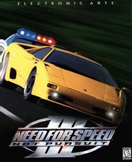 Need for Speed 3 Hot Pursuit (1998) cover