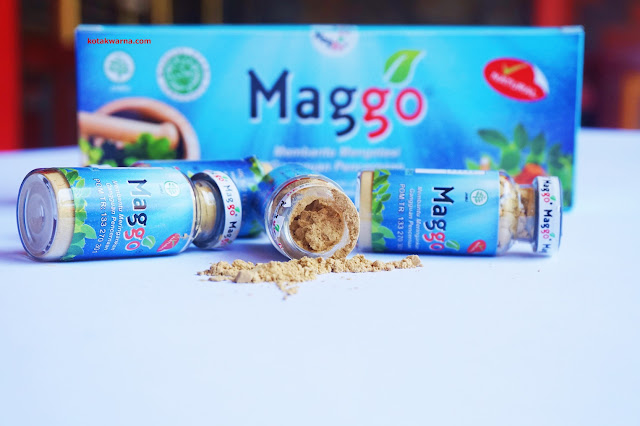 Maggo Herbal: Bebas Mual Saat Ramadhan