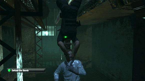 Tom Clancys Splinter Cell Double Agent MULTi6-ElAmigos