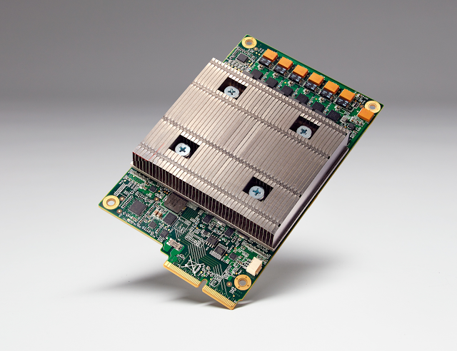 Google supercharges machine learning tasks with TPU custom chip