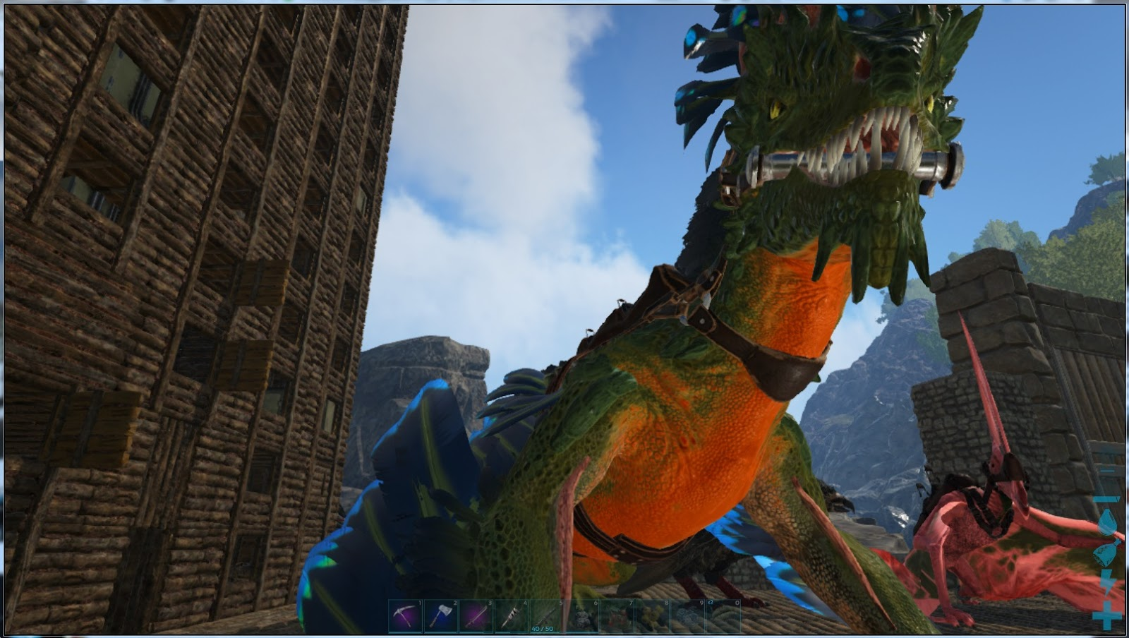SL Newser - Other Grids, MMOs, and Games: Ark Survival