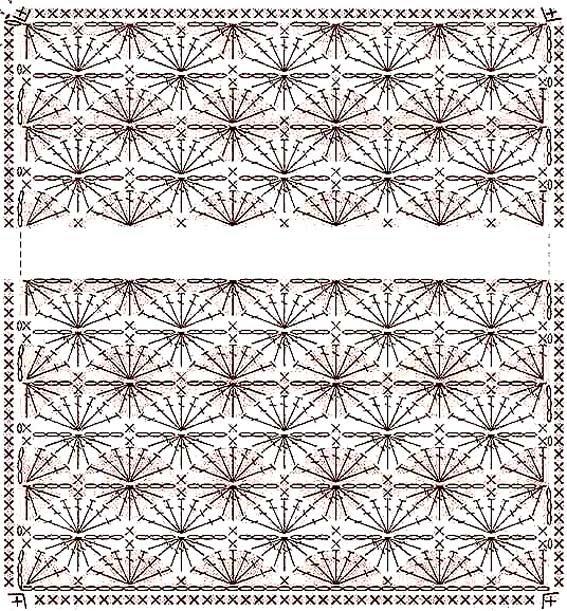 Increíble Patrón De Crochet Manta De Bebé Imágenes - Ideas de ...