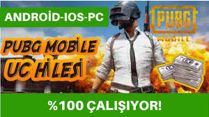 PUBG Mobile Hile İos Sınırsız Ücretsiz UC ve Bp Alın 2020!