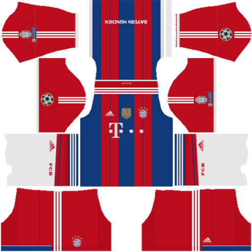 KITS & LOGOS: BAYERN MUNICH KITS