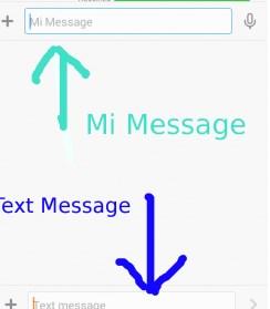 Cara Mengirim Pesan/Sms Gratis Di Handphone Xiaomi
