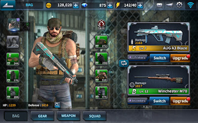 Equip Point Blank Mobile