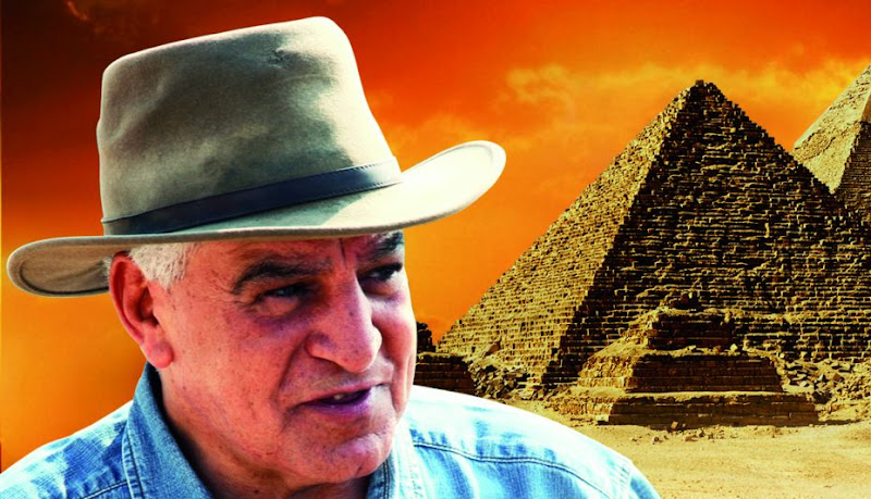 Egypt Tour with Dr. Zahi Hawass (/w video)