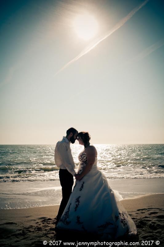 photographe mariage couple vendée 85 les sables d'olonne