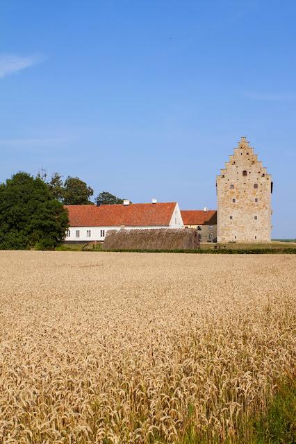 Glimmingehus e Sillinge-Castello
