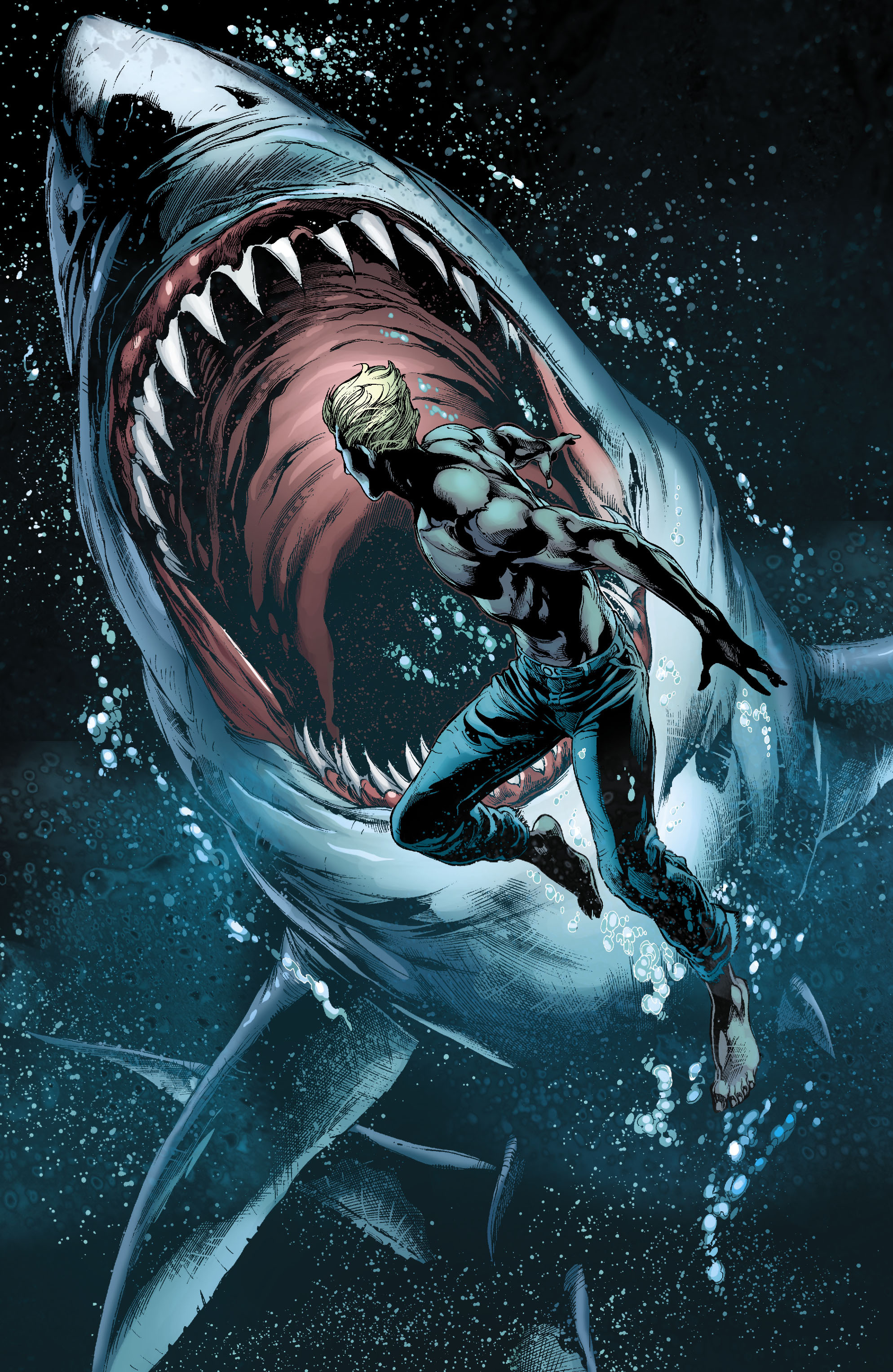Read online Aquaman (2011) comic -  Issue #0 - 7