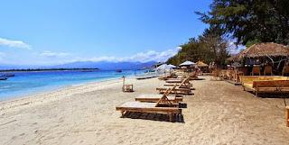 Surga Kecil Destinasi Wisata Gili Trawangan Lombok