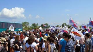 Πρέβεζα: Αντιπολεμικό - Αντιιμπεριαλιστικό Συλλαλητήριο, Την Κυριακή, Ενάντια Στη Λειτουργία Της Βάσης Του Ακτίου